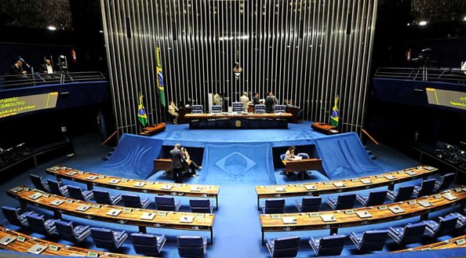 Senado aprova nova abertura de prazo para repatriação de recursos