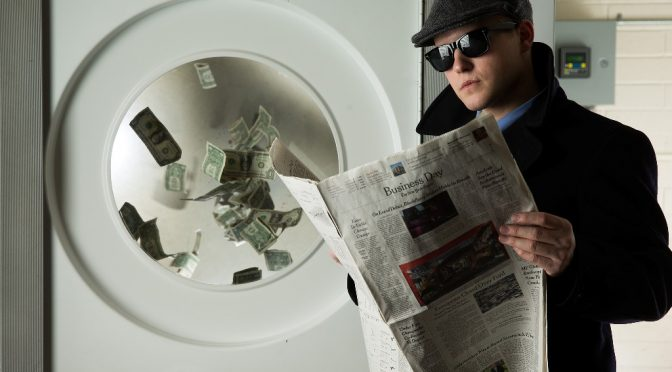 As três fases do crime de lavagem de dinheiro